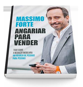Massimo Forte, Livro, Angariar para vender, Imobiliária, Mediação Imobiliária